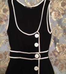 Elegantna crna haljina