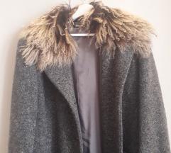 Sivi kaput vuna