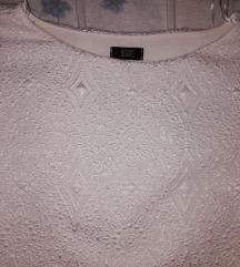 F&F reljefna svecana majica NOVO