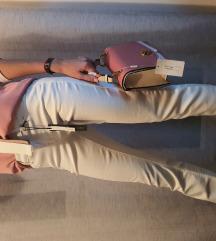 Pantalone Zenske Bele