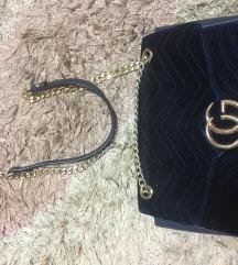 Gucci plisana torba