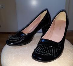 Boreli lakovane cipelice