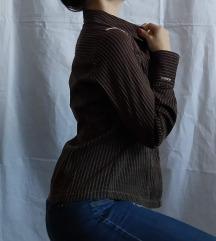 NOVO ženska čokoladna košulja