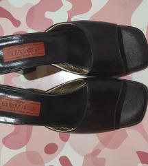 Kozne papuce,snizeno💕