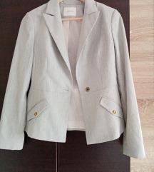 Poslovno elegantni sivi sako