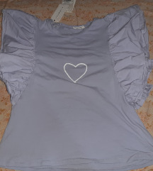 Lila majica sa karnerima