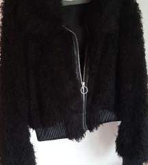 cupava crna zara jaknica