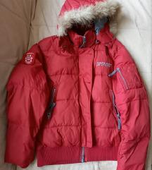 Zimska jakna sa kapuljacom experiment
