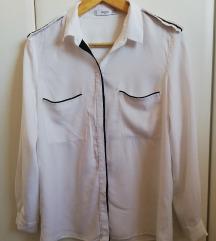 SNIŽENA MANGO  bela košuljica