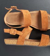 Braon antilop sandale