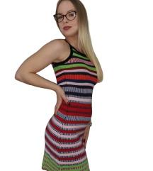 DESIGUAL pletena HALJINA - M veličina * NOVO *