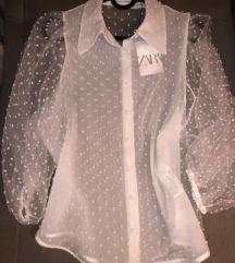 Zara nova košulja S velicina