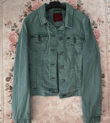 S. Oliver mint teksas jakna