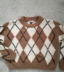 Pull and Bear crop