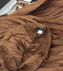 APART skupa DZIPSI suknja, 17, SVILA 100%, XS/S/M