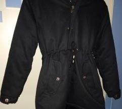 Crna keper jakna