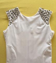 Bela haljina sa bodljama