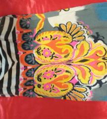 haljina  i ogrtac od ciple