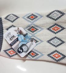 Retro pulover za psa