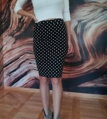 Uska H&M suknja do kolena