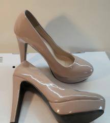 Nude cipele 39