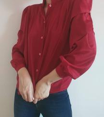 Vintage crvena košulja