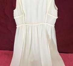 ‼️SNIŽENA‼️MANGO bela duga haljina
