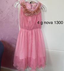 Nova til haljina 4 g