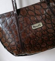 Marcello kroko kožna torba