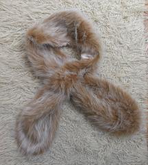 lisica od prirodnog krzna