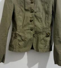 Letnja military jaknica