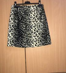 Suknja leopard print ✨💕
