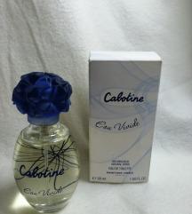 Cabotine eau vivide edt 50 ml novo