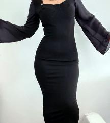 Vintage Sirena midi haljina uska