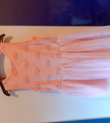 Bebi roze haljinica 92