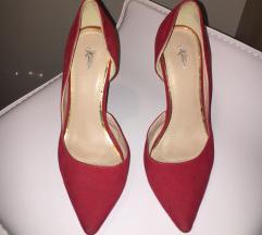 Crvene cipele Kitten