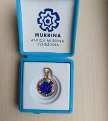 Origina Antica Murrina privezak za ogrlicu