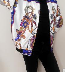 Vintage bomber jakna