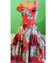 DEBENHAMS lagana pamucna haljina vel M/38 NOVA
