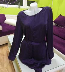 Satenska haljina/košulja
