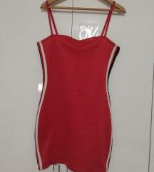 H&M uska haljina  38/40