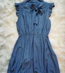 Mini haljina na tufne