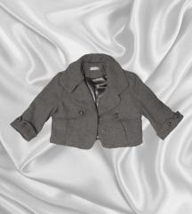 Kropovan sivi sako