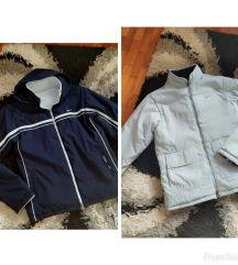 NIKE original jakna sa 2 lica kao nova