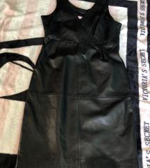 Orsay haljina - prava koža