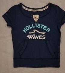 Hollister original zenska majica teget