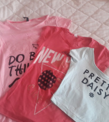 3 majice za leto!