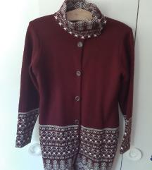 Kardigan, džemper mantilić NOVO