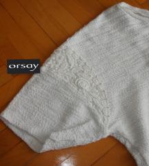 *Sve po 200din* ORSAY crop top majica sa čipkom