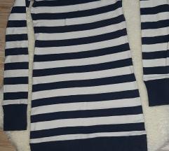 Prugasta strukirana bluza 💙